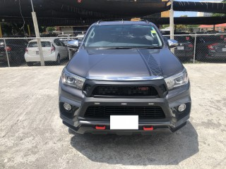 2018 Toyota HILUX TRD for sale in Kingston / St. Andrew, Jamaica