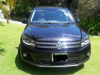 2014 Volkswagen Tiguan for sale in Jamaica