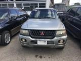 '01 Mitsubishi Montero for sale in Jamaica