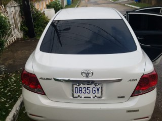 '10 Toyota Allion for sale in Jamaica