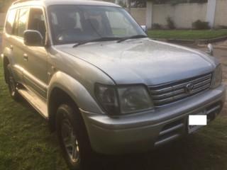 1999 Toyota LANDCRUISER PRADO for sale in Kingston / St. Andrew, Jamaica