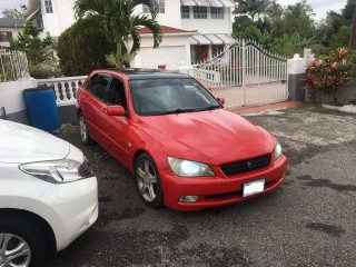 2003 Toyota Altezza Gita for sale in Manchester, Jamaica