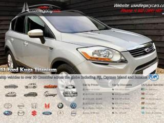 2011 Ford Kuga Titanium for sale in Kingston / St. Andrew, Jamaica