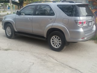 '15 Toyota Fortuner for sale in Jamaica