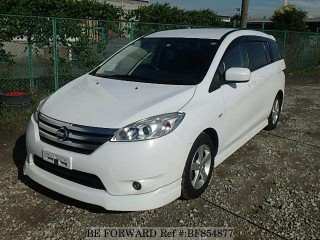 '12 Nissan Lafesta for sale in Jamaica