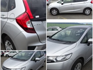 '15 Honda Fit for sale in Jamaica