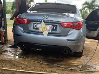 2014 Infiniti Q50S for sale in Trelawny,