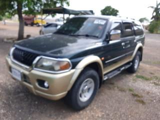 2002 Mitsubishi montero sports for sale in Westmoreland, Jamaica