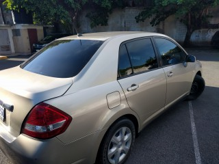 '12 Nissan Tiida for sale in Jamaica