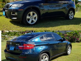 '13 BMW X6 for sale in Jamaica