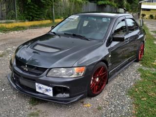 '07 Mitsubishi EVOLUTION for sale in Jamaica