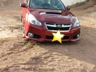 2013 Subaru Legacy DIT for sale in Jamaica