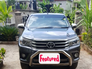 2018 Toyota Hilux SRV for sale in St. Ann, Jamaica