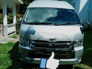 2014 Toyota Hiace Grand Cabin for sale in Hanover, Jamaica