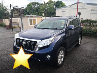 2014 Toyota Prado for sale in Kingston / St. Andrew, Jamaica