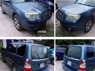 2007 Subaru Forester for sale in Kingston / St. Andrew, Jamaica