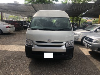 2017 Toyota HIACE for sale in Kingston / St. Andrew,