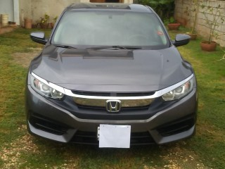 '16 Honda Civic LX for sale in Jamaica