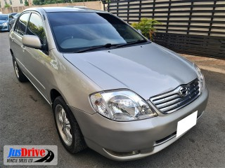 2002 Toyota COROLLA for sale in Kingston / St. Andrew, Jamaica
