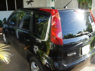 '07 Nissan Note for sale in Jamaica