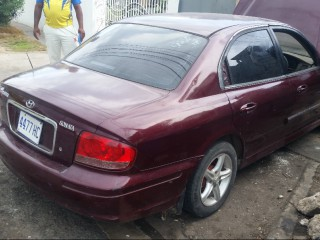 '05 Hyundai Sonata for sale in Jamaica