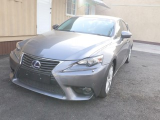 2014 Lexus IS 300H for sale in Kingston / St. Andrew, Jamaica