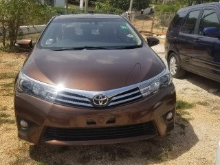 2014 Toyota Altis for sale in Manchester, Jamaica