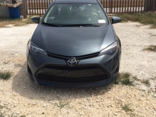 '17 Toyota Corolla for sale in Jamaica
