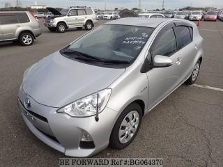 2013 Toyota Aqua Hybrid for sale in Kingston / St. Andrew, Jamaica