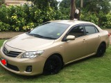 2012 Toyota Corolla for sale in Manchester, Jamaica