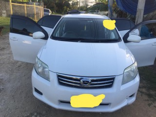 2010 Toyota Axio for sale in Westmoreland, Jamaica