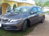 '15 Honda Civic for sale in Jamaica