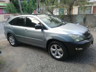 '04 Toyota Harrier for sale in Jamaica
