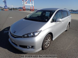 2014 Toyota Wish for sale in St. Ann, Jamaica