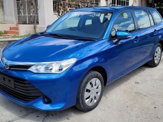 2015 Toyota Corolla Fielder for sale in Kingston / St. Andrew, Jamaica