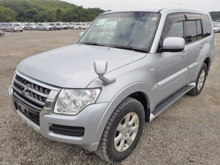 2015 Mitsubishi Pajero for sale in Manchester, Jamaica