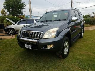'06 Toyota Prado VX for sale in Jamaica