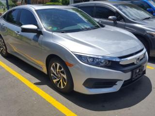 '16 Honda Civic Ex for sale in Jamaica