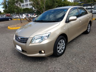 2012 Toyota Corolla Axio for sale in Kingston / St. Andrew, Jamaica