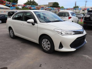 2017 Toyota Corolla Axio for sale in Kingston / St. Andrew, Jamaica