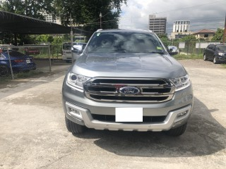 2017 Ford EVEREST TITANUIM for sale in Kingston / St. Andrew,