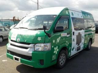2015 Toyota Hiace bus for sale in Trelawny, Jamaica