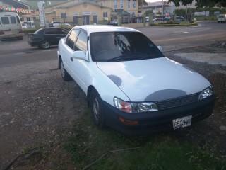 '95 Toyota Corolla for sale in Jamaica