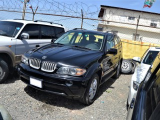 '06 BMW X5 for sale in Jamaica