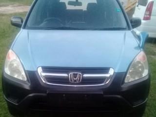 '03 Honda CRV for sale in Jamaica