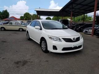 '11 Toyota Corolla for sale in Jamaica