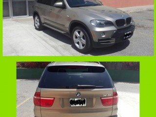 '08 BMW X5 for sale in Jamaica