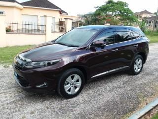 2016 Toyota harrier elegance for sale in Westmoreland, Jamaica