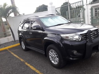 2013 Toyota Fortuner for sale in Kingston / St. Andrew, Jamaica