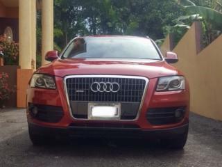 '13 Audi Q5 for sale in Jamaica